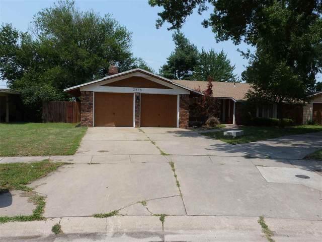 2875 N Edwards Ct, Wichita, KS 67204 (MLS #600481) :: COSH Real Estate Services