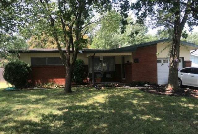 1033 S Wicker St, Wichita, KS 67207 (MLS #600487) :: The Boulevard Group