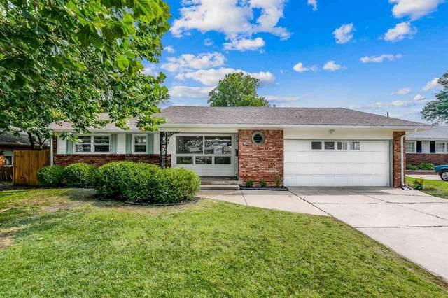 6213 E 12th St N, Wichita, KS 67208 (MLS #600510) :: COSH Real Estate Services