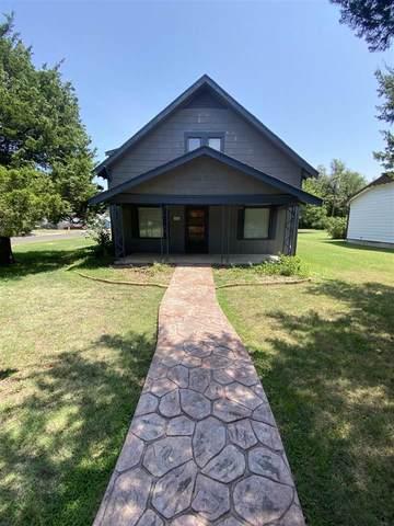 602 S High St, Pratt, KS 67124 (MLS #600516) :: COSH Real Estate Services