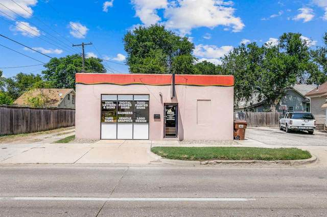 1316 E Lincoln St, Wichita, KS 67211 (MLS #600529) :: Pinnacle Realty Group