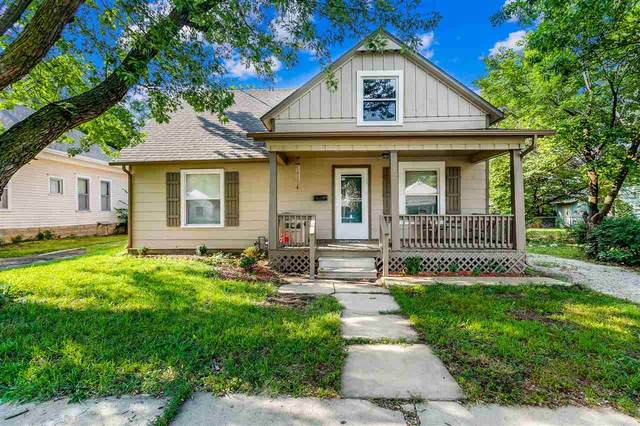 209 SE 3rd St, Newton, KS 67114 (MLS #600546) :: Kirk Short's Wichita Home Team