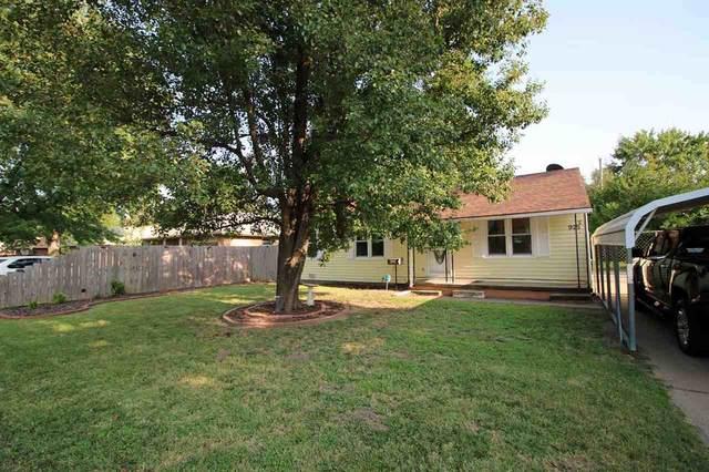 929 W Meikle Rd, Wichita, KS 67217 (MLS #600570) :: COSH Real Estate Services