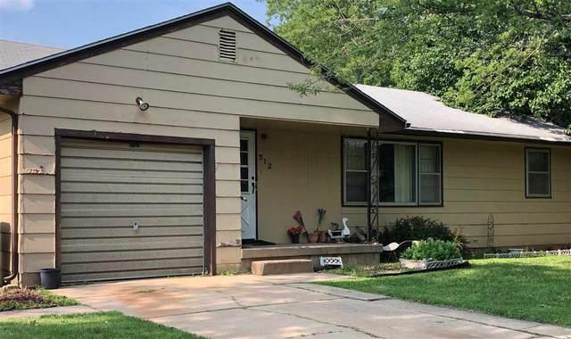 512 Northridge, Newton, KS 67114 (MLS #600585) :: Matter Prop
