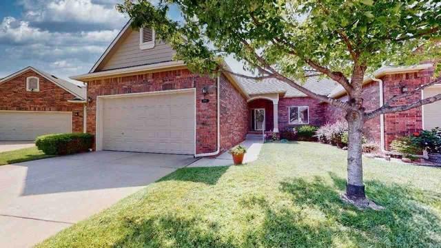 2287 N Lakeway Ct, Wichita, KS 67205 (MLS #600594) :: Graham Realtors