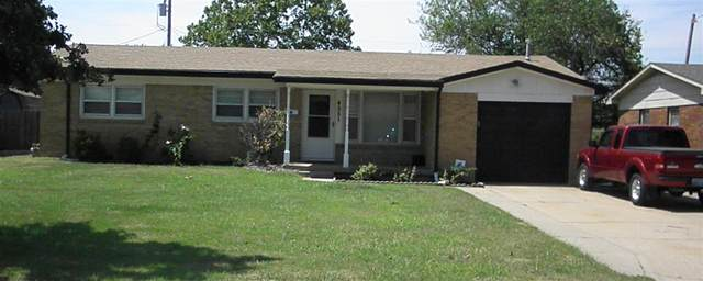 4551 S Elizabeth Ave, Wichita, KS 67217 (MLS #600611) :: Graham Realtors