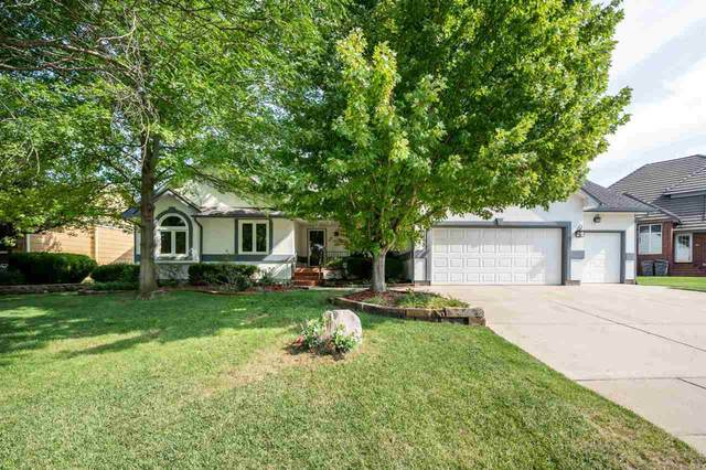 103 N Rainbow Lake Rd, Wichita, KS 67235 (MLS #600614) :: COSH Real Estate Services