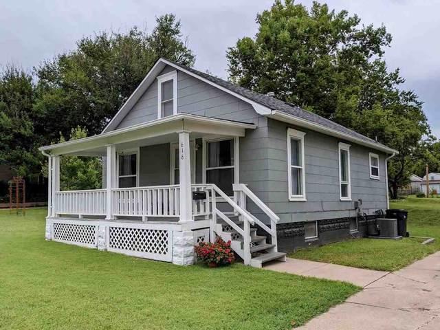 616 E 1st St, Newton, KS 67114 (MLS #600641) :: Kirk Short's Wichita Home Team