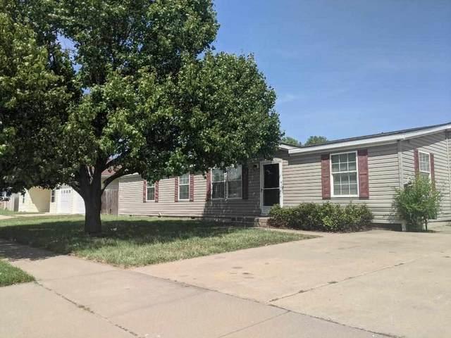 5506 S Glenn St, Wichita, KS 67217 (MLS #600665) :: COSH Real Estate Services