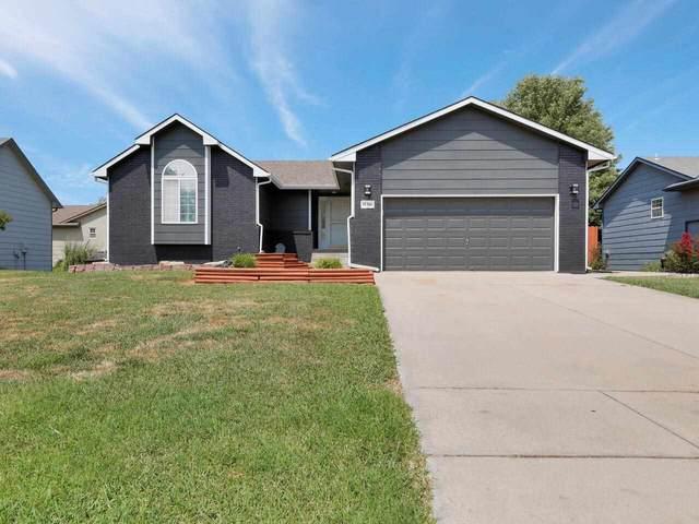11316 W Westport St, Wichita, KS 67212 (MLS #600703) :: The Boulevard Group