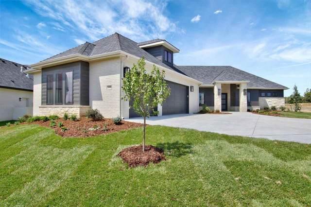 10908 E Steeplechase Ct, Wichita, KS 67206 (MLS #600715) :: Pinnacle Realty Group