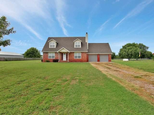 1437 N Tomahawk Rd, Peck, KS 67120 (MLS #600723) :: Pinnacle Realty Group