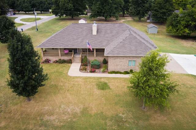 805 Oaklawn Dr, Parkerfield, KS 67005 (MLS #600739) :: COSH Real Estate Services