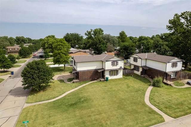762 N Illinois Ave 764 N Illinois , Wichita, KS 67203 (MLS #600826) :: Kirk Short's Wichita Home Team