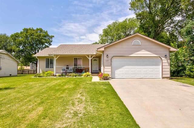 1119 S Topeka St., El Dorado, KS 67042 (MLS #600835) :: COSH Real Estate Services