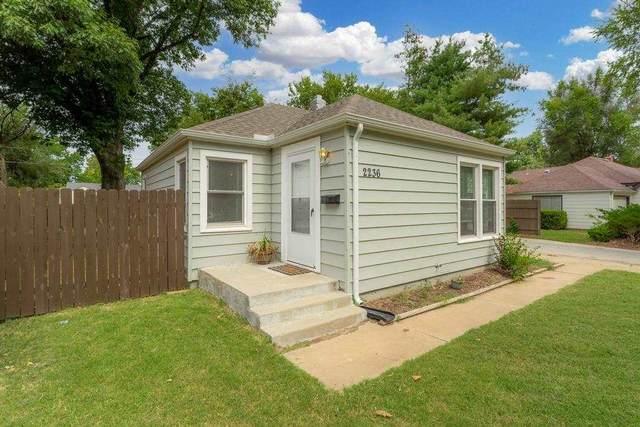 2236 E Aloma St, Wichita, KS 67211 (MLS #600860) :: COSH Real Estate Services