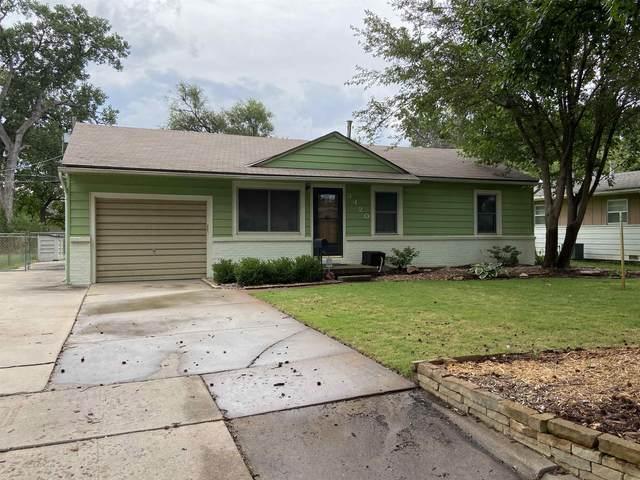 3420 S Hiram Ave, Wichita, KS 67217 (MLS #600900) :: The Boulevard Group