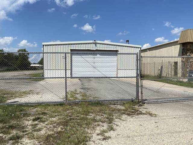 412 Industrial Rd, Goddard, KS 67052 (MLS #600938) :: Pinnacle Realty Group