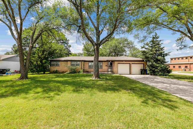 2025 N Moyle, Augusta, KS 67010 (MLS #600958) :: COSH Real Estate Services