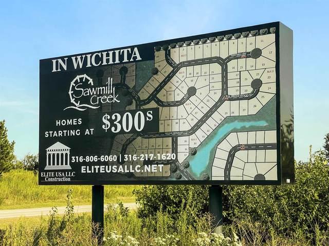 8210 E Saw Mill Ct., Wichita, KS 67226 (MLS #601121) :: Graham Realtors