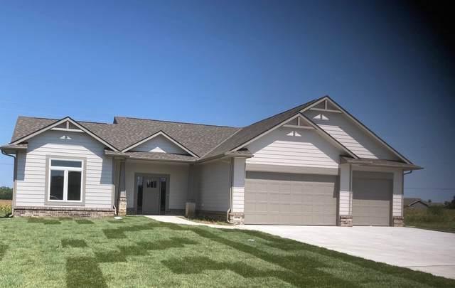 1770 N Blackstone Ct, Wichita, KS 67235 (MLS #601125) :: Pinnacle Realty Group