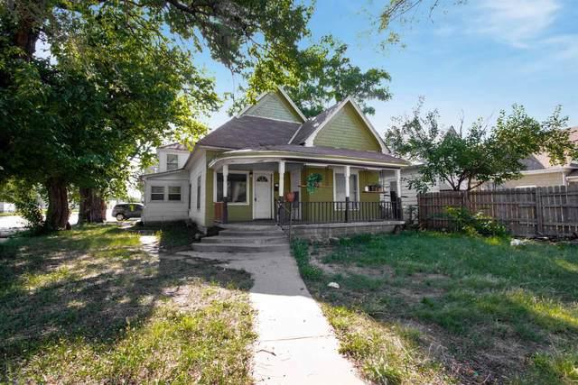 1200 S Main, Wichita, KS 67213 (MLS #601154) :: Pinnacle Realty Group