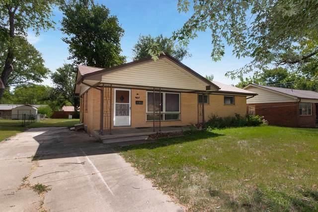 1208 N Derby Ave, Derby, KS 67037 (MLS #601157) :: COSH Real Estate Services