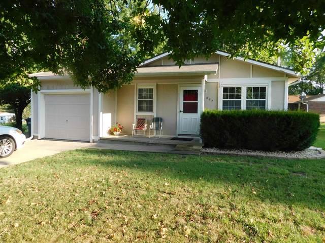 805 E Kelly, Augusta, KS 67010 (MLS #601172) :: COSH Real Estate Services