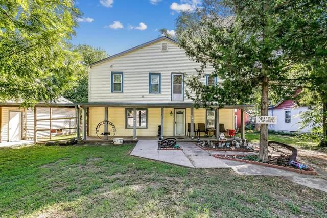 618 N Sumner St, Belle Plaine, KS 67013 (MLS #601232) :: Pinnacle Realty Group
