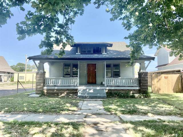 1226 S Main St, Wichita, KS 67213 (MLS #601235) :: COSH Real Estate Services