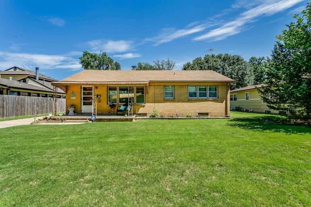 1932 N Edwards Ave, Wichita, KS 67203 (MLS #601243) :: COSH Real Estate Services