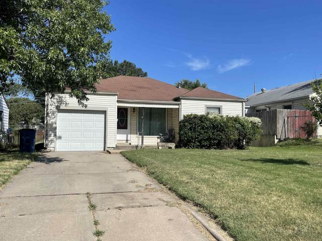 652 S Pinecrest St, Wichita, KS 67218 (MLS #601251) :: COSH Real Estate Services