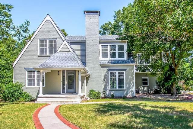 6 S Colonial Ct, Eastborough, KS 67207 (MLS #601264) :: Pinnacle Realty Group