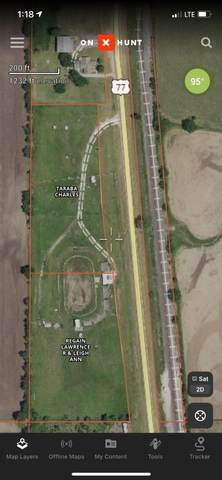 8701 N 77, Newkirk, OK 74647 (MLS #601273) :: Kirk Short's Wichita Home Team