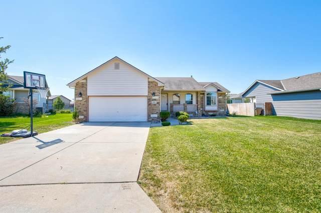 2643 E Keys Ct, Derby, KS 67037 (MLS #601280) :: COSH Real Estate Services