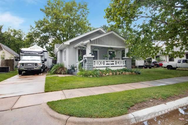 347 N Richmond, Wichita, KS 67203 (MLS #601314) :: The Boulevard Group
