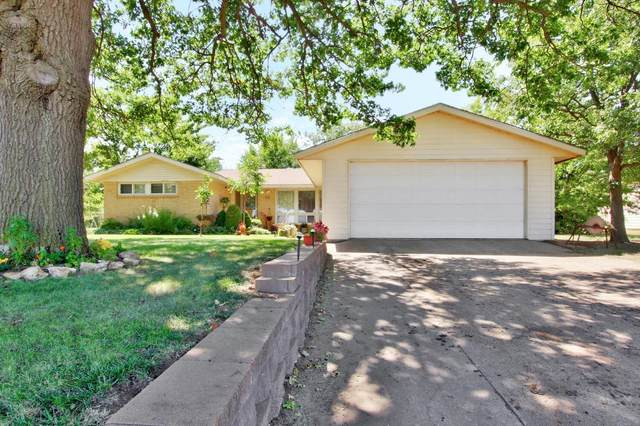 523 S Parkway St, Norwich, KS 67118 (MLS #601329) :: The Boulevard Group
