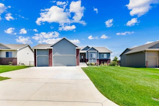 12333 E Zimmerly Ct, Wichita, KS 67207 (MLS #601333) :: COSH Real Estate Services