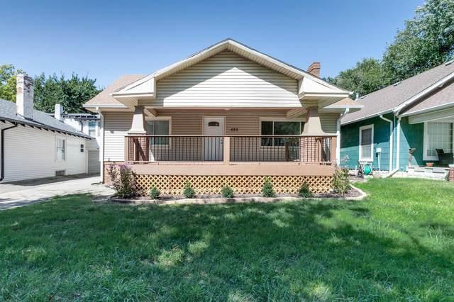 425 S Clifton Ave, Wichita, KS 67218 (MLS #601351) :: COSH Real Estate Services