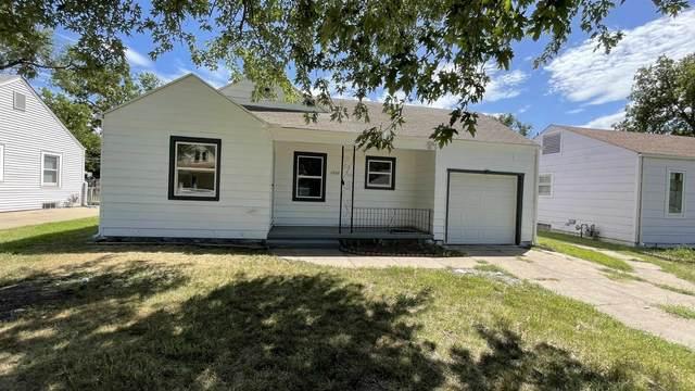 1112 S Martinson St, Wichita, KS 67213 (MLS #601367) :: The Boulevard Group