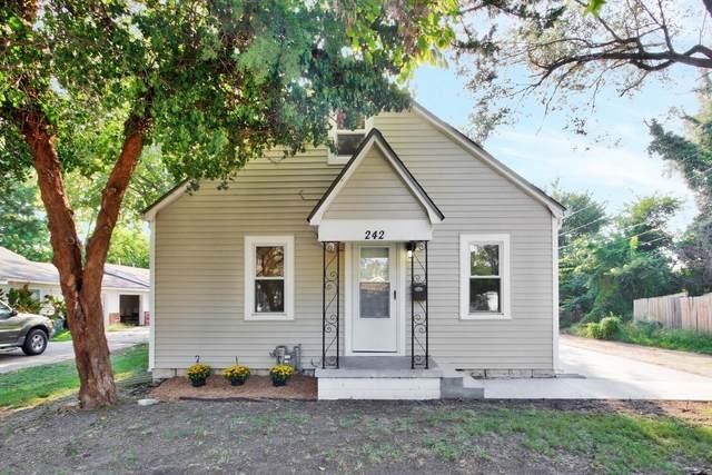 242 S Saint Paul St, Wichita, KS 67213 (MLS #601413) :: COSH Real Estate Services