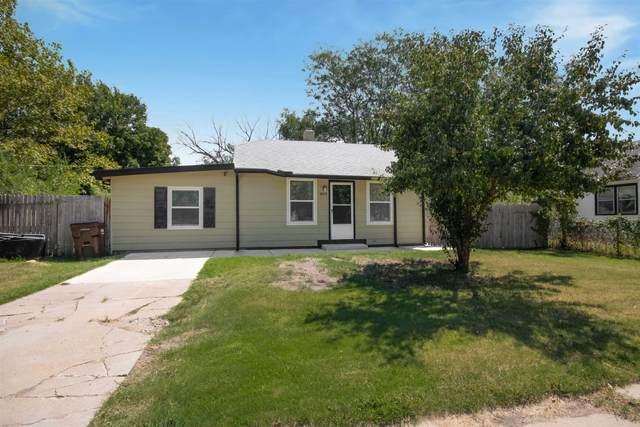 804 N Harding Ave, Wichita, KS 67208 (MLS #601417) :: Graham Realtors