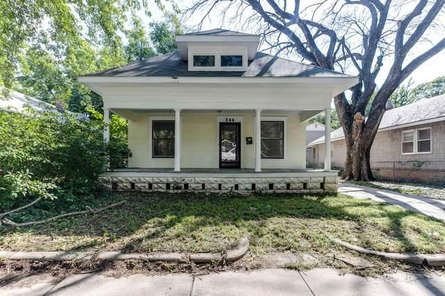 244 N Estelle Ave, Wichita, KS 67214 (MLS #601466) :: COSH Real Estate Services