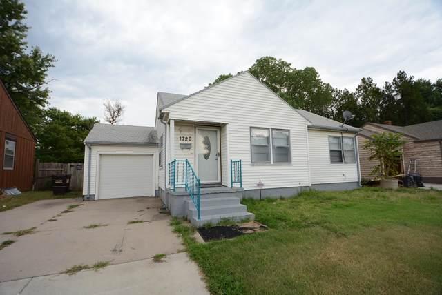 1720 N Oliver Ave, Wichita, KS 67208 (MLS #601499) :: The Boulevard Group