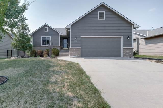 12002 E Mainsgate St, Wichita, KS 67226 (MLS #601501) :: Kirk Short's Wichita Home Team