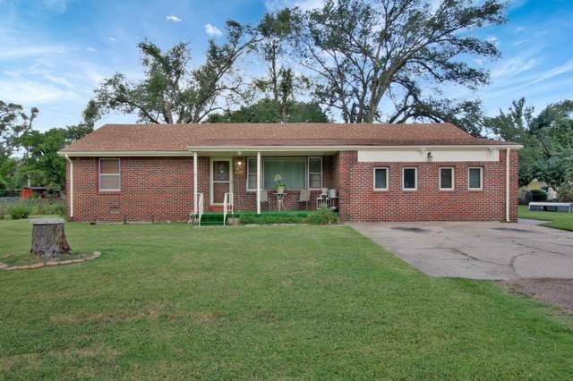 2625 N Halstead St, Wichita, KS 67204 (MLS #601521) :: The Terrill Team