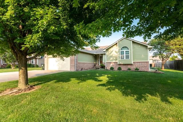 1222 Redbud Ct, Halstead, KS 67056 (MLS #601525) :: COSH Real Estate Services