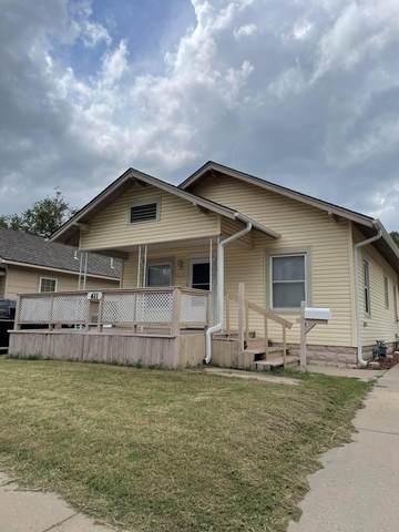 411 N Meridian Ave, Wichita, KS 67203 (MLS #601536) :: The Boulevard Group