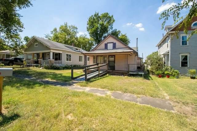 208 S H St, Wellington, KS 67152 (MLS #601545) :: COSH Real Estate Services