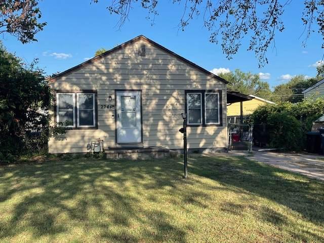 2244 S Mosley Ave, Wichita, KS 67211 (MLS #601552) :: Pinnacle Realty Group